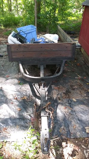 Tilting trailer 5 X 9 offer up! for Sale in Raleigh, NC