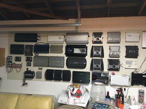 Car audio amplifier make an offer on any amplifier open for Sale in Hemet, CA