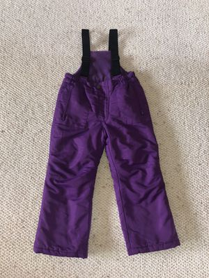 Pulse Sz 4 Girls Bib Overall Snow Pants for Sale in Westminster, CA