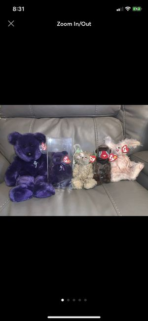Beanie baby bundle for Sale in The Bronx, NY