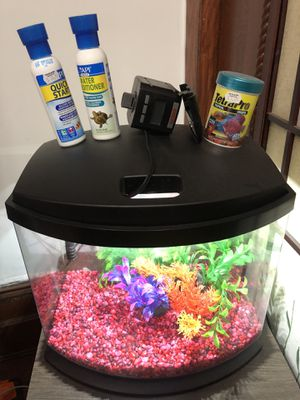Fish Tank set for Sale in Brooklyn, NY