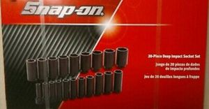 Snapon deep well impact sockets for Sale in Binghamton, NY