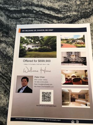 Amezing home for sale in Sharon mass for Sale in Sharon, MA
