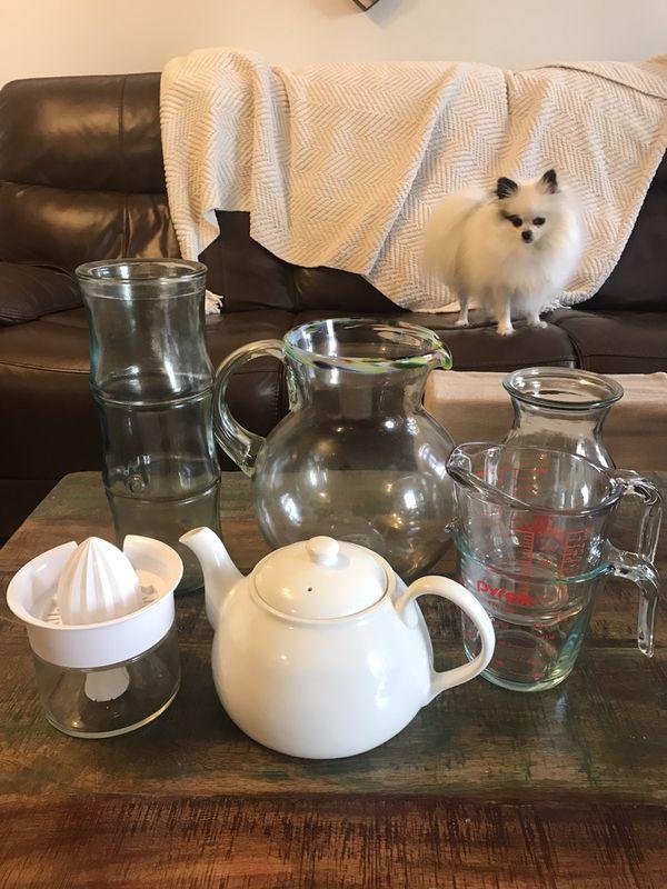 Misc Glassware