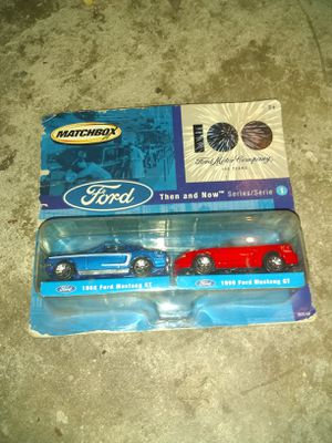 Matchbox 1968 & 1999 Ford Mustang for Sale in Seffner, FL