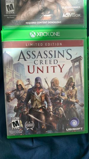 Xbox one games for Sale in Upland, CA