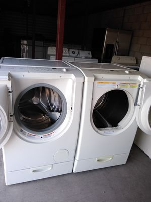 Bosch Electric set working great 30 days warranty free delivery and installation on first floor for Sale in Las Vegas, NV