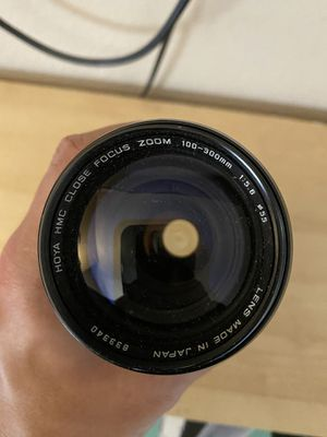 Hoya close focus lens for Sale in La Puente, CA