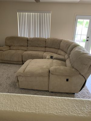 Over stuffed, very comfortable couch for Sale in Apache Junction, AZ