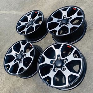 JEEP RUBICON WHEELS‼️ for Sale in San Diego, CA