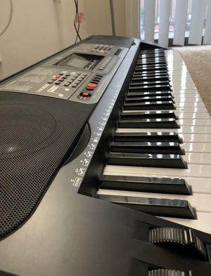 Joy 61 Lighted Keys Keyboard with Touch Sensitivity for Sale in Saint Regis Park, KY