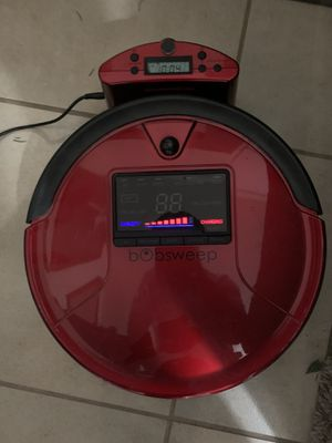 BobSweep Smart Robot Vacuum - Better than Roomba for Sale in Scottsdale, AZ