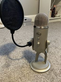 Blue Yeti Mic for Sale in Columbus,  OH