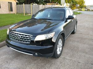 2006 Infiniti Fx35 for Sale in Houston, TX
