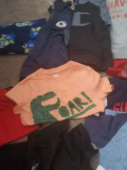 Lot Of 5t Clothes For Boys for Sale in Yakima,  WA