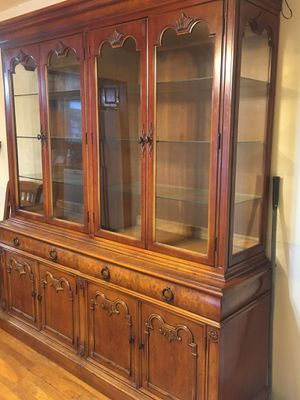 Antique China Cabinet for Sale in Cleveland, OH