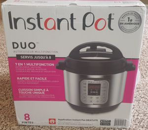 Instant pot for Sale in Arlington, TX