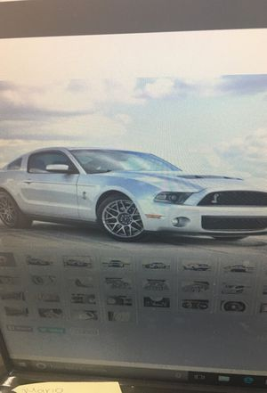 2012 Ford Mustang Shelby GT 500 95k for Sale in Houston, TX