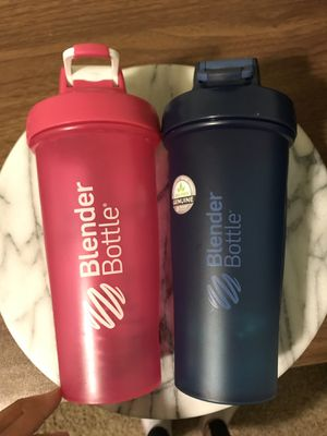 His and Hers Blender Bottles for Sale in Seattle, WA