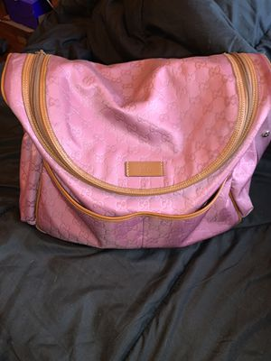 Limited Edition Gucci Diaper Bag for Sale in Memphis, TN