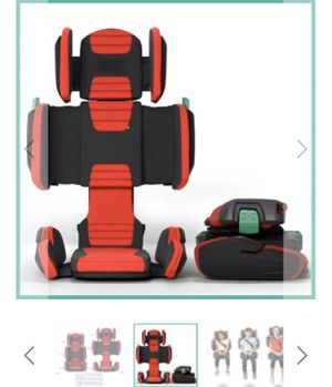 Hifold travel booster car seat for Sale in Los Angeles, CA