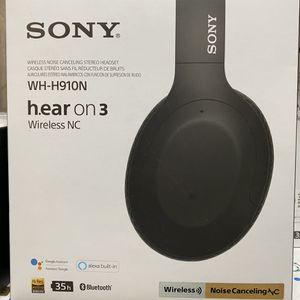 Sony WH-H910N Hear On 3 Wireless Headphone for Sale in Houston, TX
