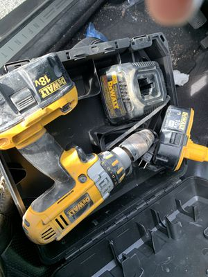 "Dewalt 1/2"" Cordless Drill/ Driver/ Hammerdrill XRP for Sale in San Jose, CA"