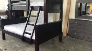 Bunk bed twin full for Sale in Pomona, CA