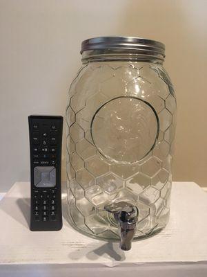 Glass beverage dispenser for Sale in Baltimore, MD