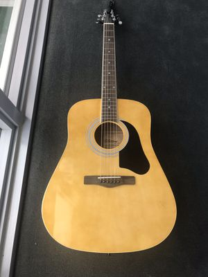 Silvertone Pro Series Acoustic Guitar for Sale in Seattle, WA