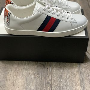 Gucci Aces Tiger Sneakers for Sale in New Castle, DE