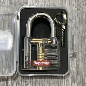 Supreme Transparent Lock (Brand New) for Sale in College Park, MD