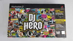 Dj Hero PlayStation 2 for Sale in Chicago, IL