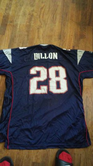 New England patriots jersey for Sale in Winston-Salem, NC