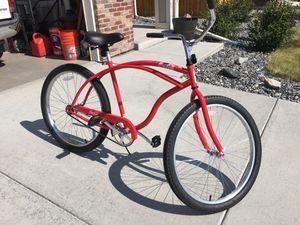 Coca-Cola Beach Cruiser bicycle for Sale in Aurora, CO