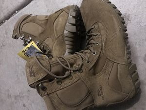 Coyote Brown Goretex Bellville Work Boots for Sale in Las Vegas, NV