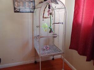 Parrot cage for Sale in Downey, CA