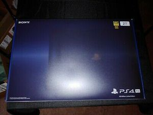 Sony PlayStation 4 PS4 Pro 2TB 500 Million Limited Edition US Console for Sale in Los Angeles, CA