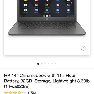 Hp Chromebook 14 Laptop New Never Used for Sale in Downey, CA