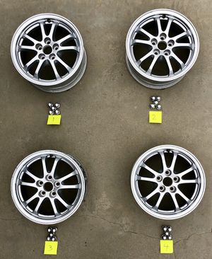 15in Chrome Rims w/ TPMS for Sale in Lakewood, CA