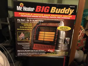 Big Buddy heater for Sale in Collinsville, MS
