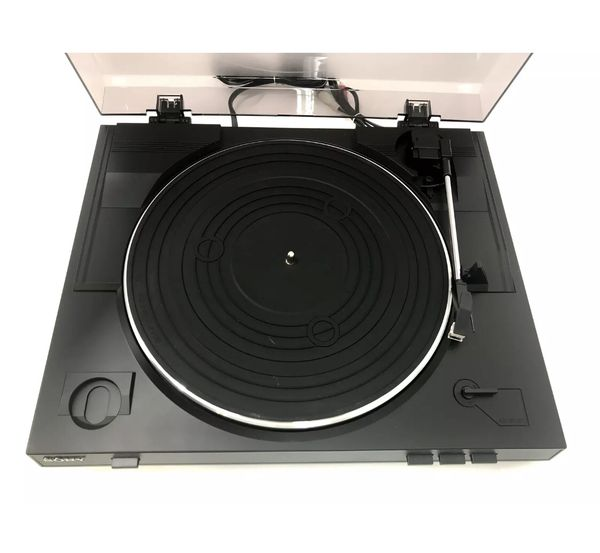 Sony Model PS-LX300USB Stereo Turntable System. All accessories included.