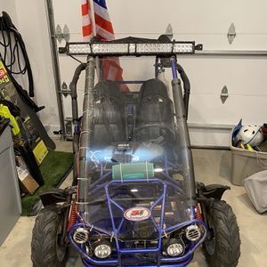 Trail master xrx mid size Trade For Golf Cart Or Just Buy It for Sale in Del Mar, CA