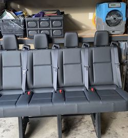 2021 sprinter van 4 person bench for Sale in Vancouver,  WA
