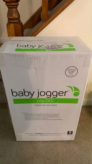 Baby jogger city go car seat base for Sale in Hampton, NJ