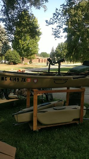 Fishing Kayak for Sale in Charter Township of Clinton, MI