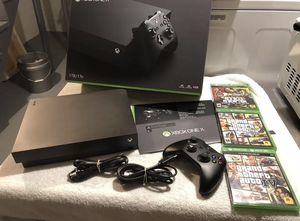 Xbox One (Used) for Sale in NJ, US