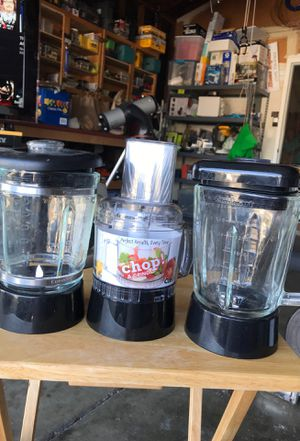 Cuisinart blender jars for Sale in Fremont, CA