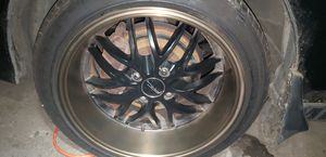 ARC ar03 rims Black with Bronze Lip for Sale in Silverdale, WA