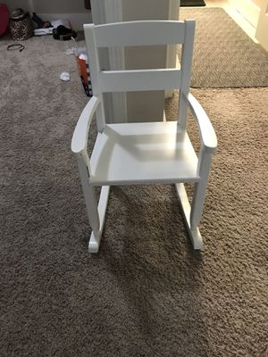 Little kids chair for Sale in Puyallup, WA